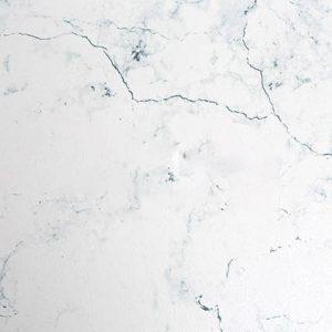 Detailweergave van de textuur Alkorplan Touch Vanity, een wit marmeren zwembad een parel voor uw tuin